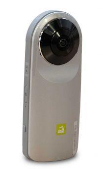 LG 360 CAM R105 - 360 Grad Kamera - TITAN / SILBER - 2K
