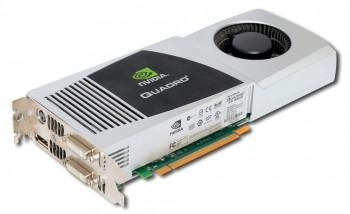 NVIDIA - Quadro FX 5800 4GB DDR3 Grafikkarte - 2x DVI-I, 1x Display Port, 1x S-Video