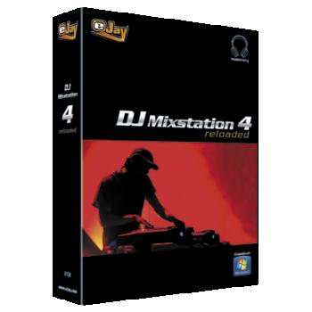 eJay DJ Mixstation 4 reloaded - ESD