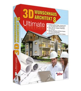 3D Wunschhaus Architekt 8 Ultimate - ESD