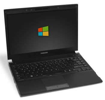 Toshiba Portege R830 13.3 Zoll Notebook - Intel Core i5-2520M 2x 2,5 GHz DVD-Brenner WebCam