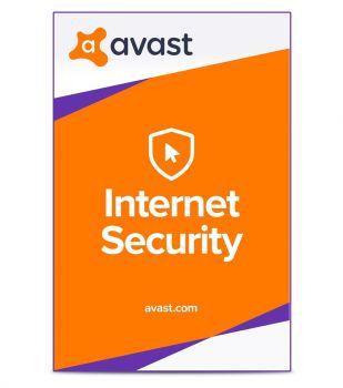 Avast Internet Security 2019 - 1 PC / 1 Jahr - ESD