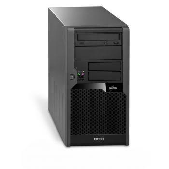 Fujitsu Esprimo P5731 Tower PC Computer - Intel Pentium Dual Core-E5800 2x 3,2 GHz DVD-Brenner