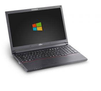 Fujitsu Lifebook E556 15,6 Zoll Laptop Notebook - Intel Core i3-6100U 2x 2,3 GHz DVD-Brenner