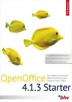 OpenOffice 4.1.3 Starter - ESD