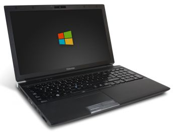 Toshiba Tecra R850 15,6 Zoll Laptop - Intel Core i5 2x 2,5 GHz DVD-Brenner - WebCam