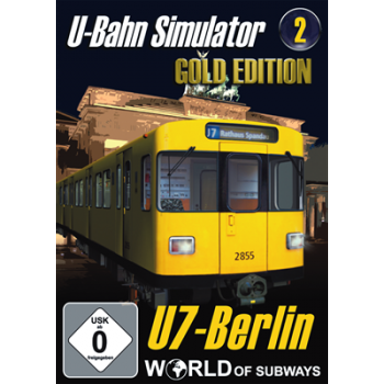 World of Subways Vol. 2 - U-Bahn Simulator 2 Berlin U7 Gold Edition - ESD