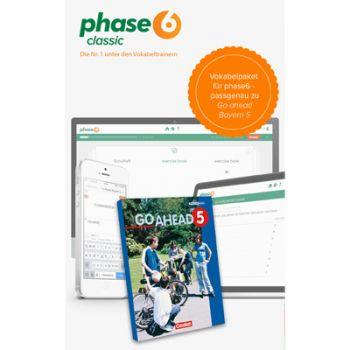 phase-6 Vokabelpaket zu Go ahead Bayern 5 add-on - ESD