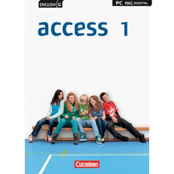 phase-6 Vokabelpaket zu English G Access 1 add-on - ESD