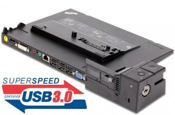 Lenovo Mini Dock Serie 4337 USB 3.0 - Dockingstation