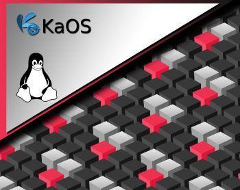 USB-Live Stick: Linux KaOS 2017.11 64Bit