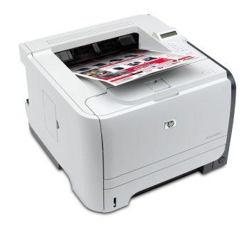 HP LaserJet P2055dn Laserdrucker Schwarz/Weiß