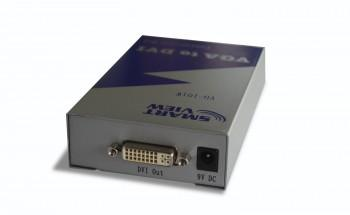 Smart View VGA zu DVI Konverter Box VD-101W 230V OVP