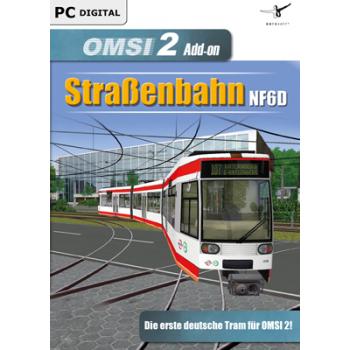 OMSI 2 Add-On Straßenbahn NF6D Essen Gelsenkirchen - ESD