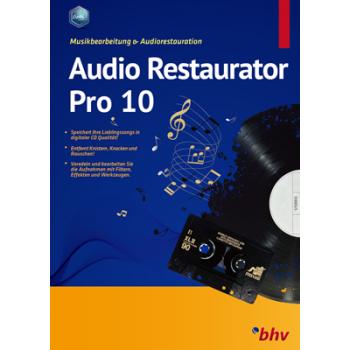 Audio Restaurator Pro 10 - ESD