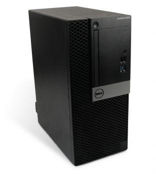 Dell OptiPlex 5040 Tower PC Computer - Intel Core i3-6100 2x 3,7 GHz DVD-Brenner