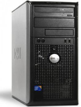 Dell OptiPlex 760 Tower PC Computer - Intel Core 2 Duo 2x 3,16 GHz
