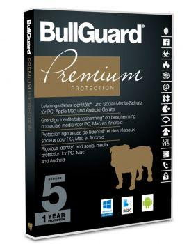 BullGuard Premium Protection 2019 - 10 Geräte / 1 Jahr - OVP