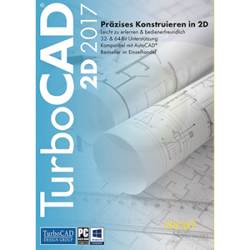 TurboCAD 2D 2017 - ESD