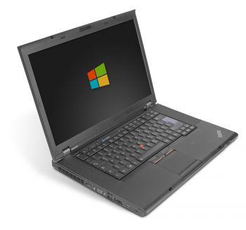 Lenovo ThinkPad T520 15,6 Zoll HD+ Laptop Notebook - Intel Core i7-2620M 2x 2,7 GHz DVD-Brenner