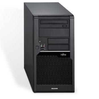 Fujitsu Celsius W280 Workstation Tower PC Computer - Intel Core i5-650 2x 3,2 GHz DVD-Brenner