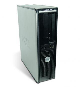 Dell OptiPlex 755 Desktop PC Computer - Intel Core 2 Duo 2x 2.4 GHz