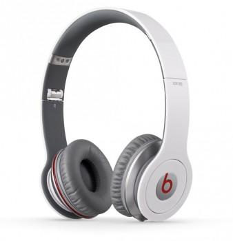 Beats by Dr. Dre Solo HD On-ear Kopfhörer Weiß OVP Refurbished