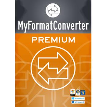 MyFormatConverter Premium - ESD