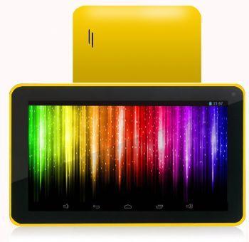 Easypix SmartPad EP772 Neo 7Zoll Kindertablet 1,2GHz 8GB Lemon Android
