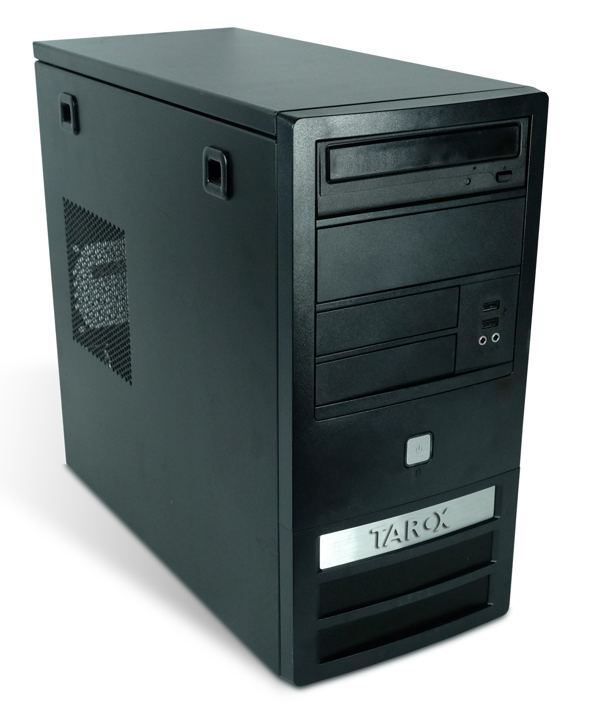 gebraucht pc computer tower p7q core i3 2x 3 06ghz 4gb. Black Bedroom Furniture Sets. Home Design Ideas