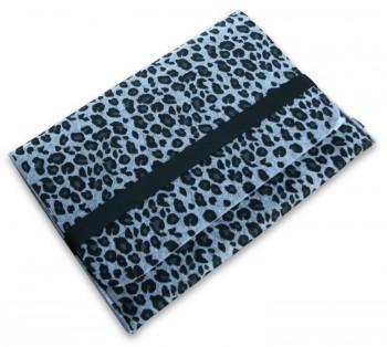 Notebooktasche / Sleeve Noratio LEO aus Filz für 13,3 Zoll Geräte - Silber