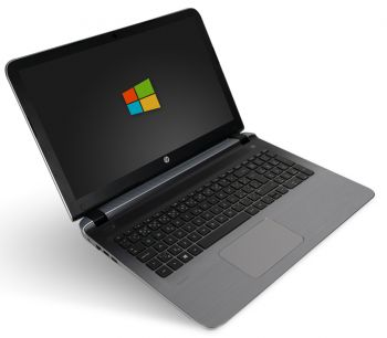 HP Pavilion 15-ab125nc 15,6 Zoll Full-HD laptop Notebook - AMD A8-7410 4x 2,2GHz DVD-Brenner WebCam