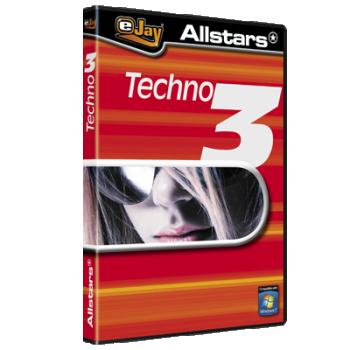 eJay Allstars Techno 3 - ESD