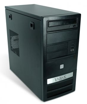 TAROX Workstation P7Q Tower PC Computer - Intel Core i3 2x 3,06 GHz