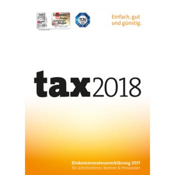 tax 2018 - ESD