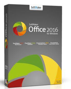 Office Professional 2016 - 3PCs - SoftMaker - ESD