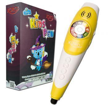 Xoro KidsPEN Magischer Zeichen-Stift für iPad Gelb in OVP