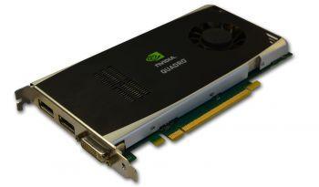 Nvidia - Quadro FX 1800 768MB DDR3 Grafikkarte - 1x DVI 2x DisplayPort