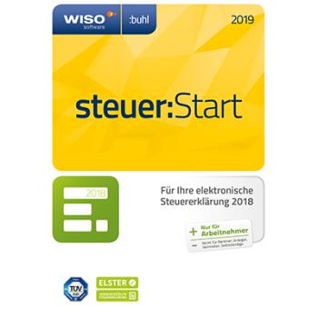 WISO steuer:Start 2019 - ESD