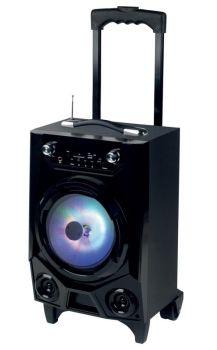 Soundlogic - Tailgate LED Speaker - mobiler Lautsprecher - Wireless Bluetooth USB Klinke