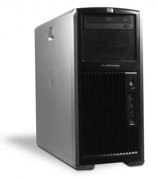 HP XW8400 Workstation Tower PC Computer - Intel Xeon-5160 2x 3 GHz DVD-Brenner