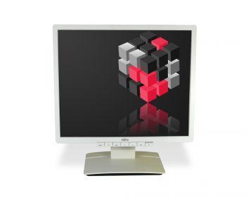 Fujitsu B19-6 19 Zoll LED TFT Monitor - Lautsprecher - weiss