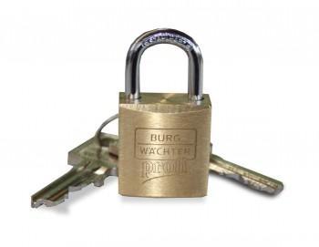 Burg Wächter 116 Profi Messing Zylinder DT Schloss 90316010