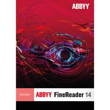 Finereader 14 Standard - ESD