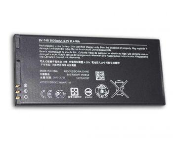 Akku Nokia Lumia 640 XL 3000mAh BV-T4B Battery Li-Ion