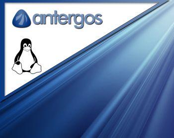 USB-Live Stick: Linux Antergos 64Bit 8 GB USB 3.0