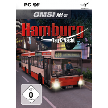 OMSI 2 Hamburg Tag und Nacht add-on - ESD