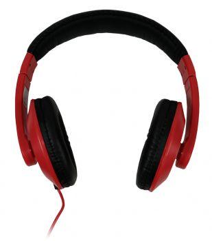 Soundlogic Headset / Kopfhörer 17564 - Rot /Schwarz
