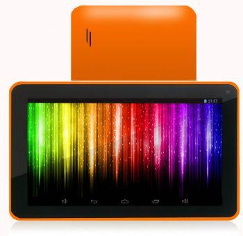 Easypix SmartPad EP772 Neo 7Zoll Kindertablet 1,2GHz 4GB Mango Android