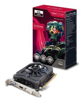 Sapphire Radeon R7 250 4GB DDR3 - 1x VGA 1x DVI 1x HDMI